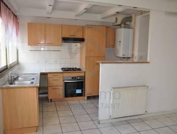 Appartement 4 pièces 66,19 m2