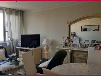 Appartement 4 pièces 70,12 m2