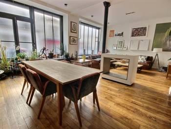 Loft 5 pièces 135 m2
