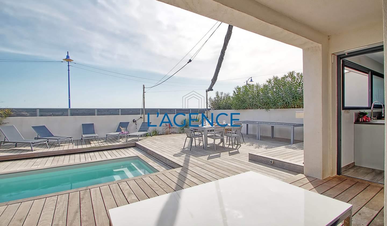 Maison avec piscine Hyeres plage