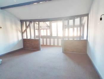 Appartement 2 pièces 81,4 m2