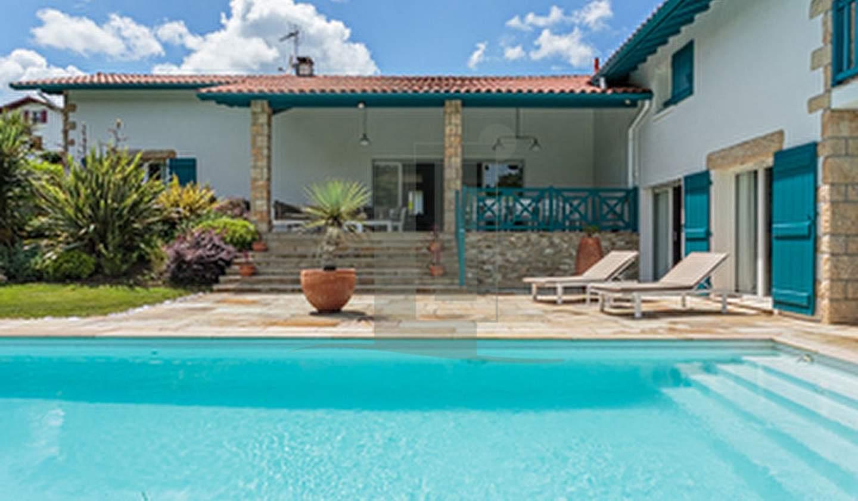 Maison avec piscine Arcangues