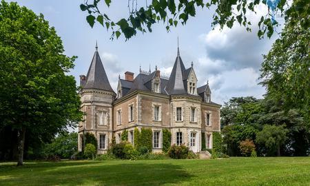 Chateau Le Lion D Angers A Vendre Achat Et Vente Chateau