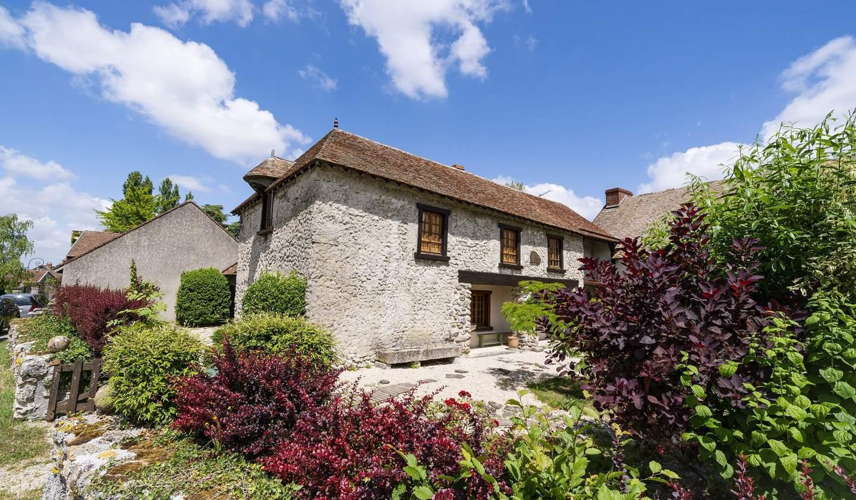 Maison avec terrasse Sermiers