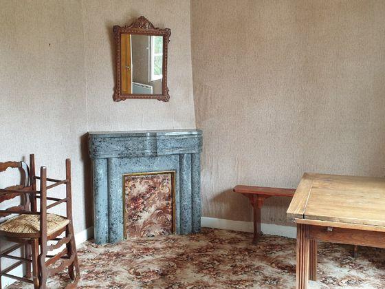 Vente maison 6 pièces 95,5 m2