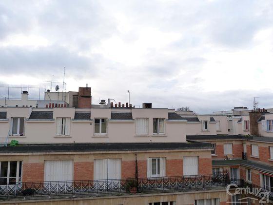 vente Chambre 8,71 m2 Paris 16ème