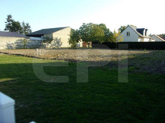 Vente terrain 1406 m2