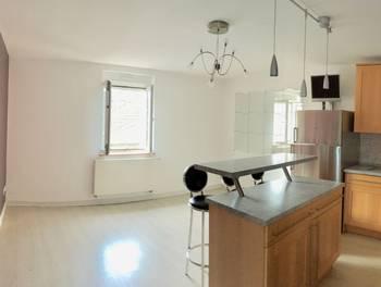 Appartement 2 pièces 61 m2