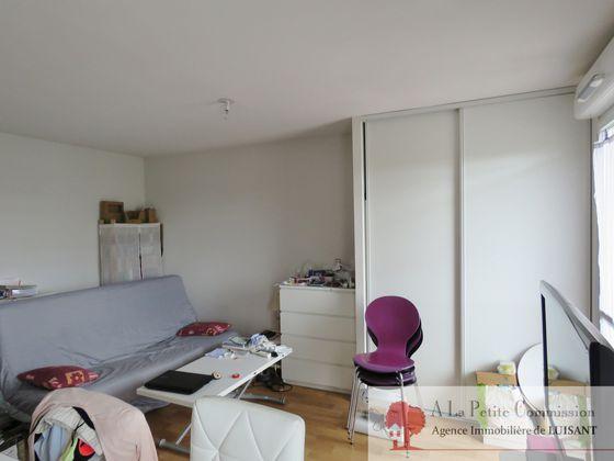 Vente studio 25,61 m2