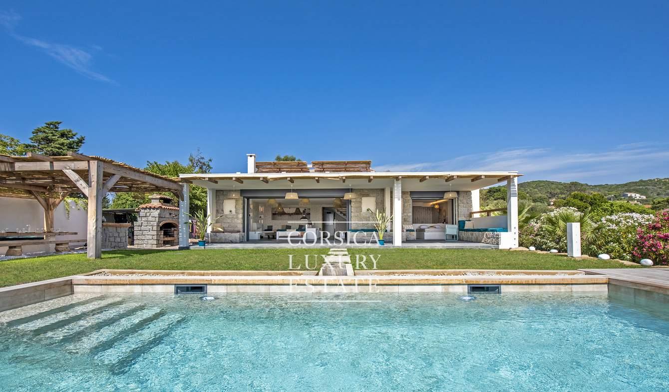 Villa avec piscine et jardin Ajaccio