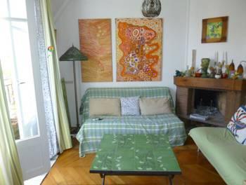 Appartement meublé 2 pièces 55,7 m2