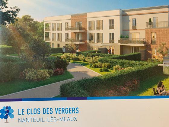 Vente appartement 4 pièces 84,35 m2