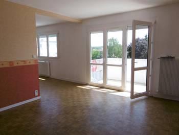 Appartement 4 pièces 78,91 m2