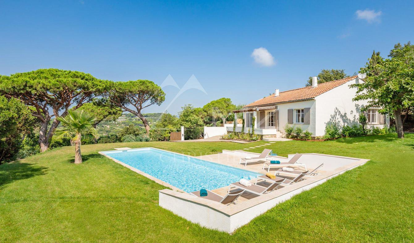 House with pool Saint-Tropez