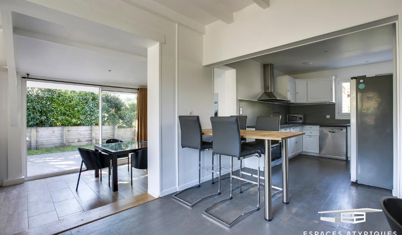 Maison avec terrasse Seignosse