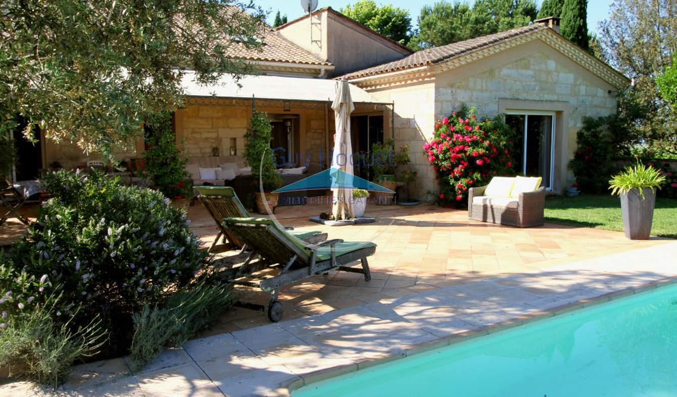 Maison avec piscine et terrasse Montagne