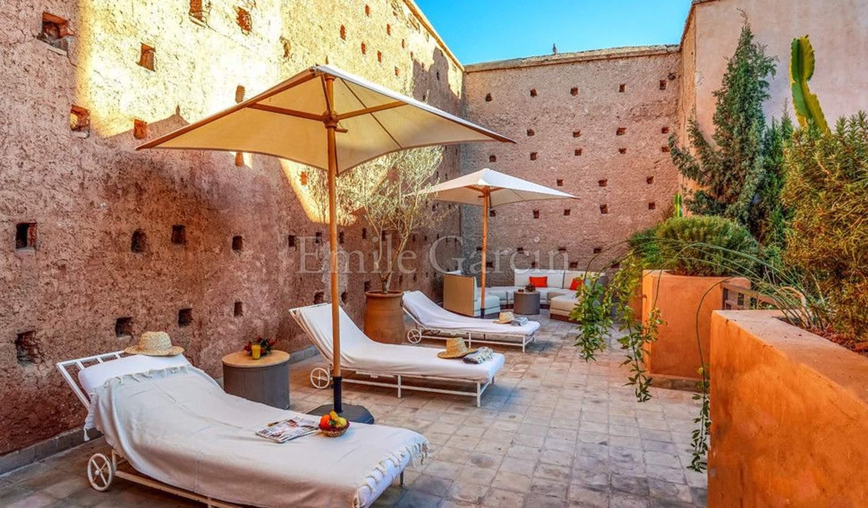 Propriété Maroc
