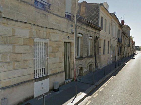vente Appartement 3 pièces 110 m2 Bordeaux