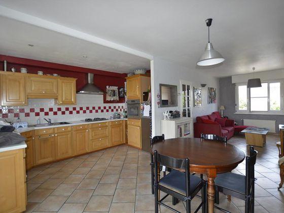 Vente maison 6 pièces 84 m2