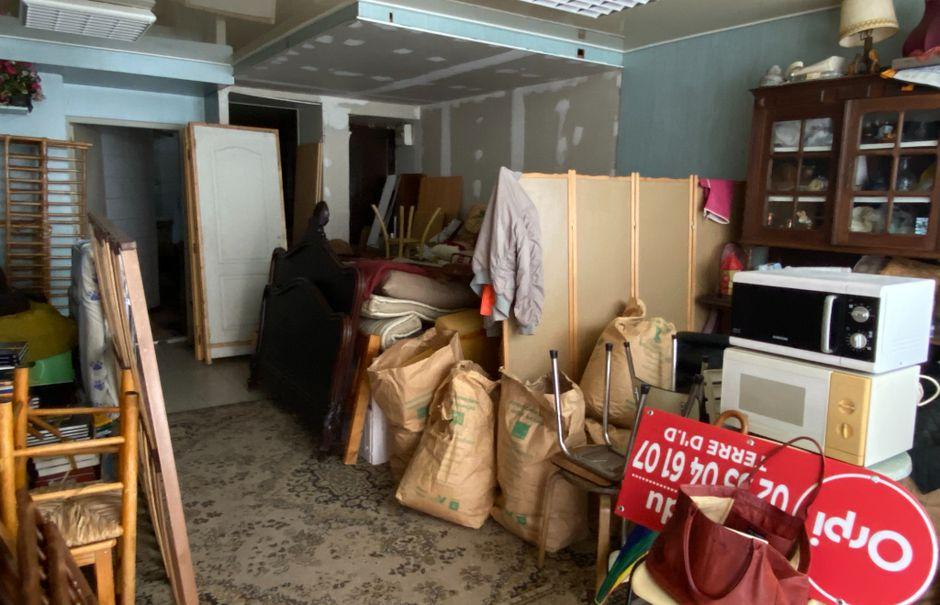 Vente locaux professionnels 6 pièces 115 m² à Eu (76260), 164 000 €