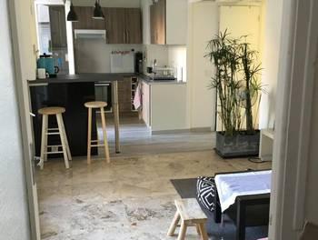 Appartement meublé 2 pièces 42 m2