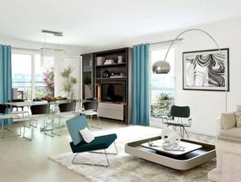 Appartement 4 pièces 98,66 m2