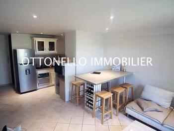Appartement 3 pièces 58,37 m2
