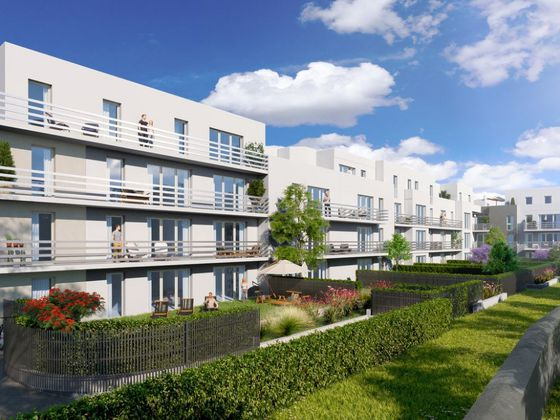 Vente appartement 3 pièces 64,25 m2
