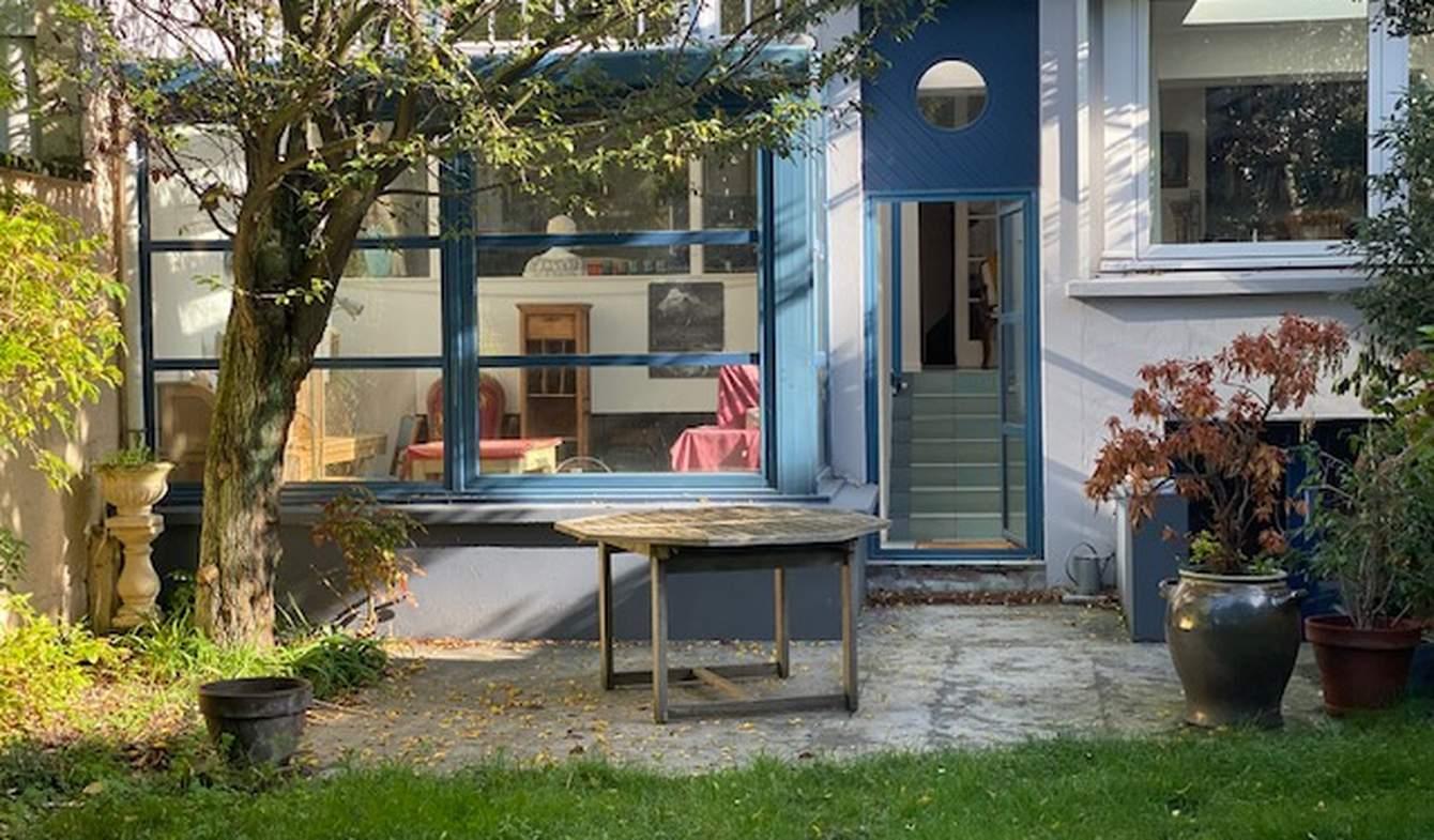 Maison avec terrasse La Madeleine