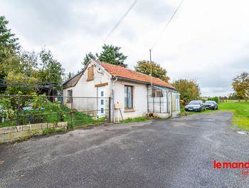 maison à Montigny-sous-Marle (02)
