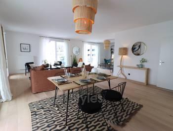 Appartement 5 pièces 141,16 m2