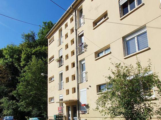Location appartement 2 pièces 38,59 m2
