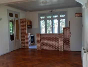 Appartement 2 pièces 57,3 m2