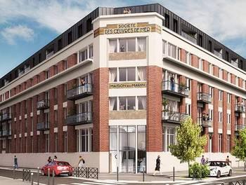 Appartement 2 pièces 49,44 m2