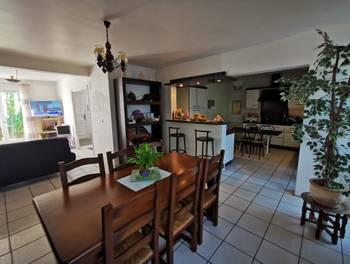 Maison 5 pièces 125,9 m2