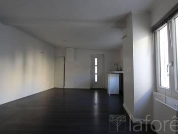 Appartement 2 pièces 37,78 m2