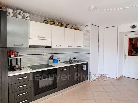 Vente appartement 2 pièces 57,2 m2