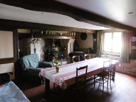 Vente maison 2 pièces 120 m2