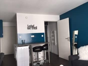 Studio meublé 21,31 m2