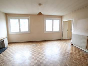 Appartement 4 pièces 89,68 m2