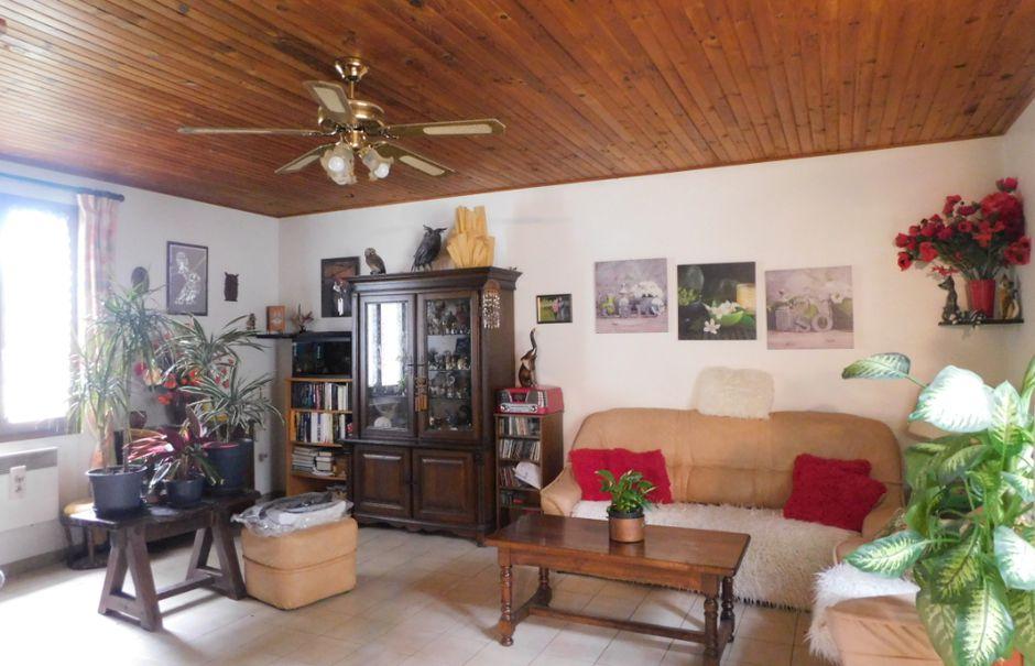 Vente maison 5 pièces 100 m² à Rogny-les-Sept-Ecluses (89220), 127 500 €