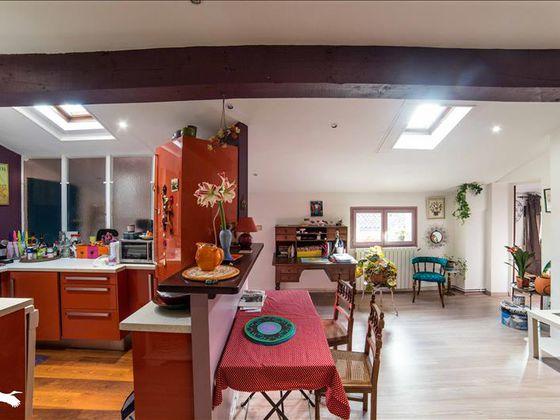 vente Appartement 3 pièces 77 m2 Bordeaux