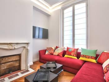 Appartement meublé 2 pièces 45,13 m2