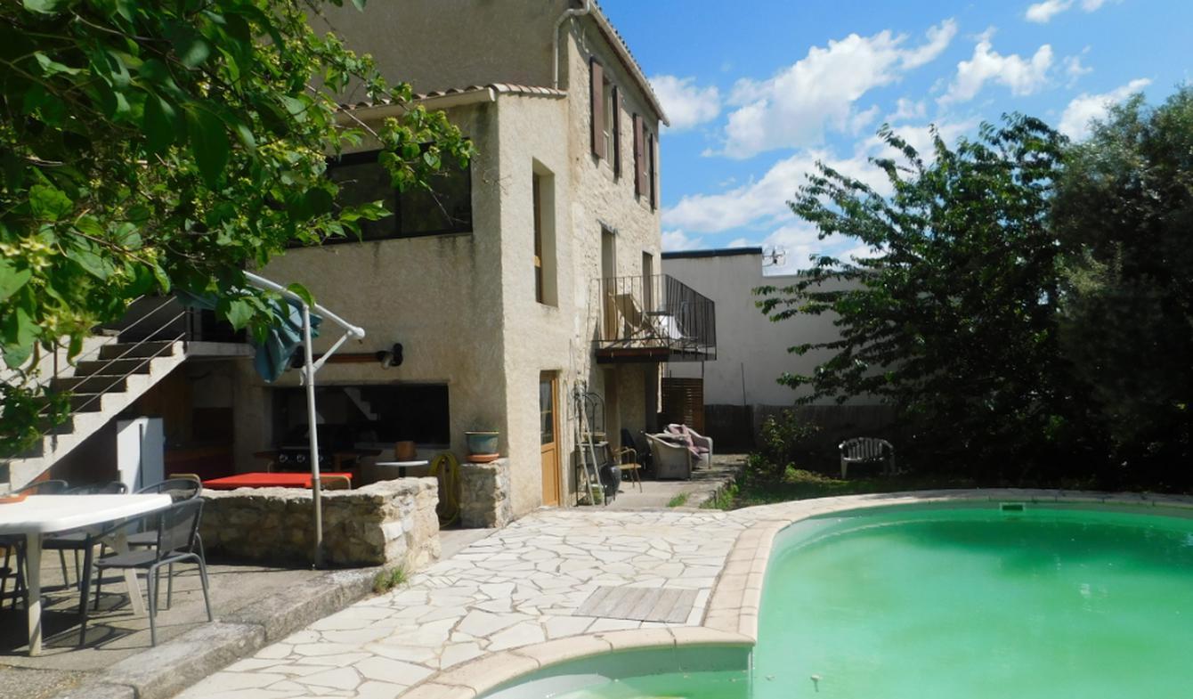 Maison avec piscine Forcalquier