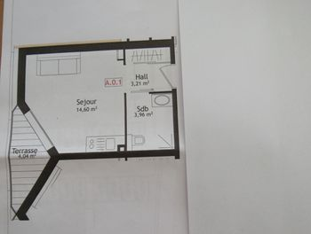 studio à Salon-de-Provence (13)