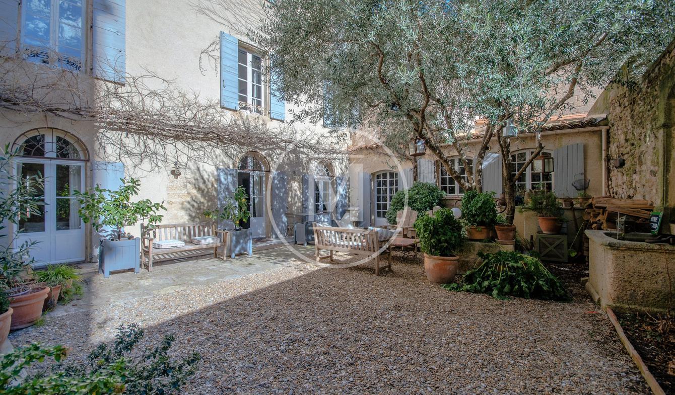Maison avec terrasse Saint-Thibéry