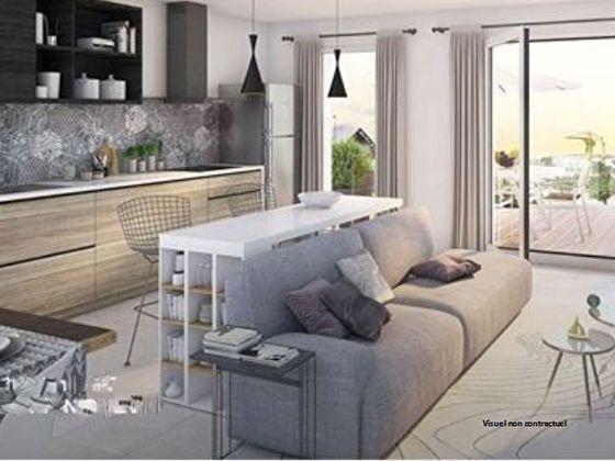 Vente appartement 3 pièces 64,1 m2