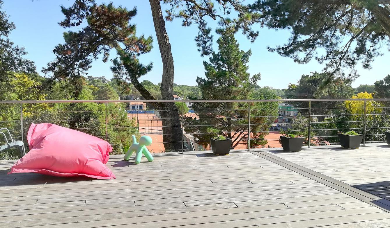Villa en bord de mer avec terrasse La baule