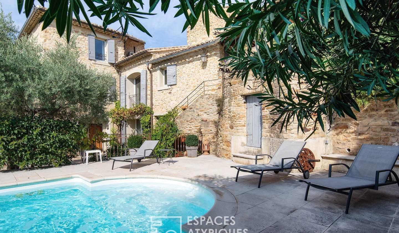 Maison avec piscine Piolenc