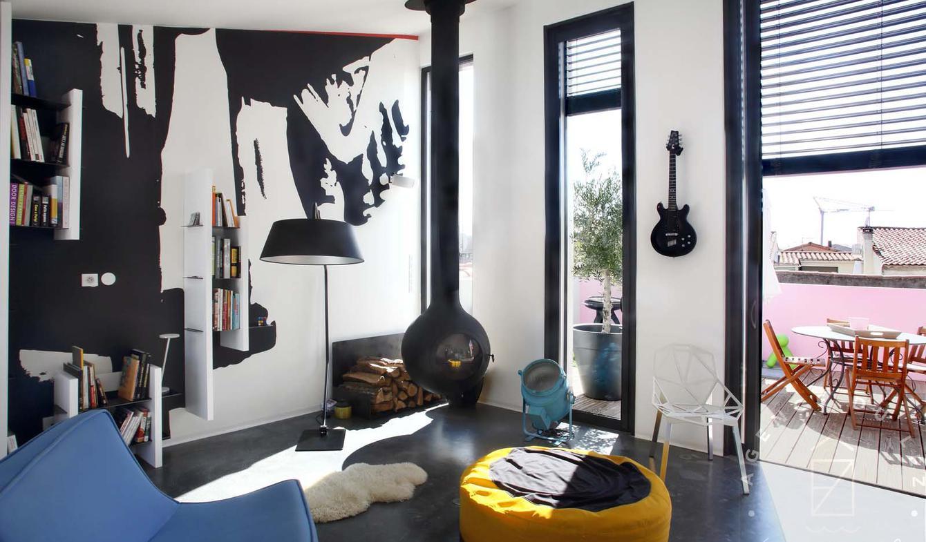Maison avec terrasse Perols